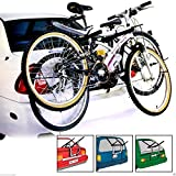Mr E Saver 2 Bike Bicycle Carrier Car Cycle Bicycle Rack - Rear Mount MRE613