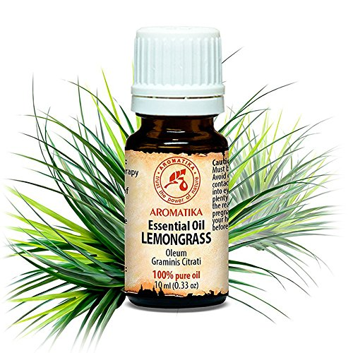 Lemongrass-Essential-Oil-10-ml-100-Pure-Natural-Undiluted-Cymbopogon-flexuosus-India-Uses-for-Tension-Relief-Good-Mood-Relax-Freshen-Rooms-Home-Fragrances-Best-for-Beauty-Wellness-Aromatherapy-Massage