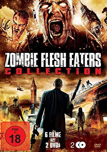Zombie Flesh Eaters Collection [2 DVDs]