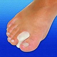 Silipos antibakteriell Gel Zehen Streichmesser | X2| mit inbuild Geruch Schutz | sanft richtet und gestreckt... preisvergleich bei billige-tabletten.eu