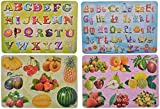 SRI Set Of 4 Jigsaw Puzzles For Kids