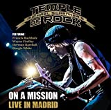 Michael Schenker's Temple Of Rock: On A Mission - Live in Madrid (Doppel CD) (Audio CD)