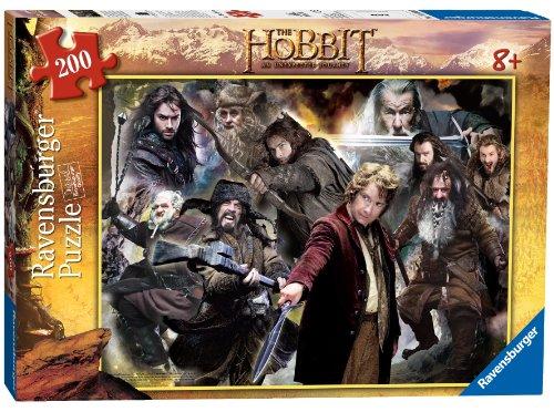 Ravensburger The Hobbit Middle Earth Adventures Puzzle (XXL, 200pièces)