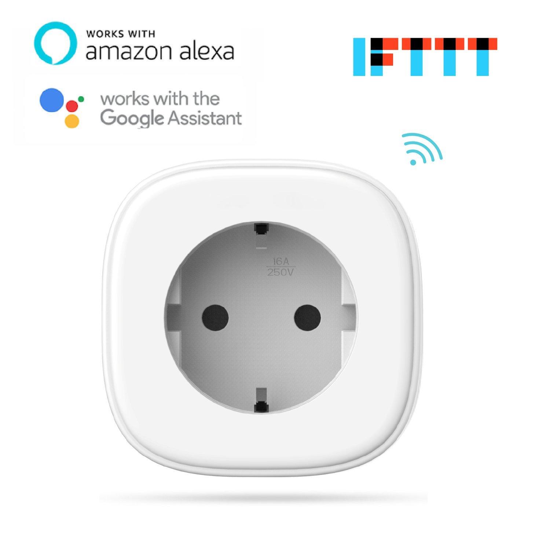Meross Intelligente WLAN Steckdose Smart Plug Wi-Fi Steckdose ...