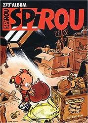 Album Spirou, numéro 273