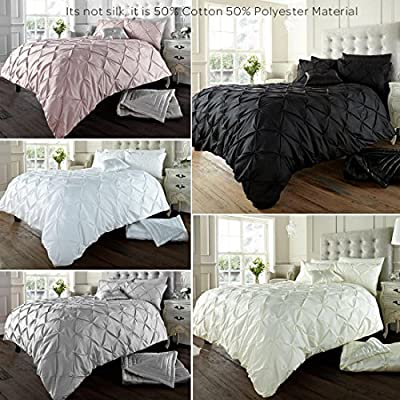 Alford Duvet Cover with Pillowcase Quilt Cover Bedding Set Single Dbl King SKing - low-cost UK light shop.