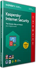 Kaspersky Internet Security 2018 | 3 Dispositivi | 1 Anno | PC/Mac/Android | Codice all'interno di una confezione
