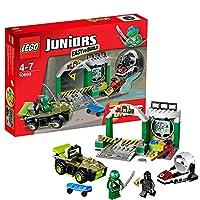 LEGO Juniors 10669: Turtle's Lair
