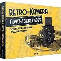 FRANZIS Retro-Kamera-Adventskalender 2018   In 24 Schritten zur eigenen Spiegelreflexkamera   Ab 14 Jahren (Franzis Baubuch)
