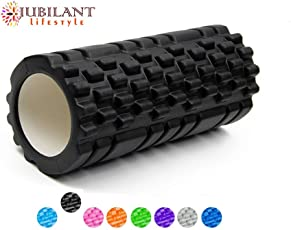 Jubilant Lifestyle Foam Roller/deep Tissue Massage Roller/Trigger Point Muscle Therapy