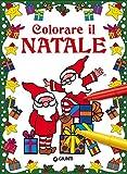 Colorare il Natale. Ediz. illustrata