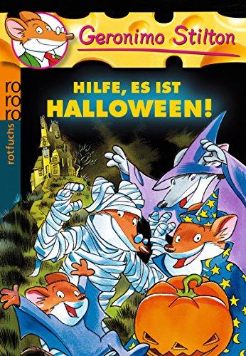 Hilfe, es ist Halloween! (Geronimo Stilton, Band ()