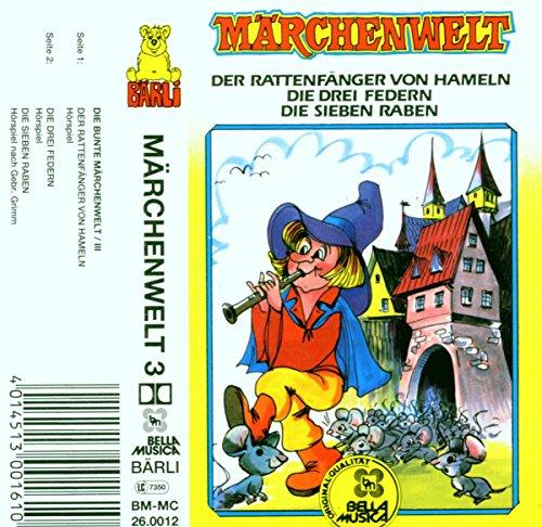 Märchenwelt III [Musikkassette] [Musikkassette]