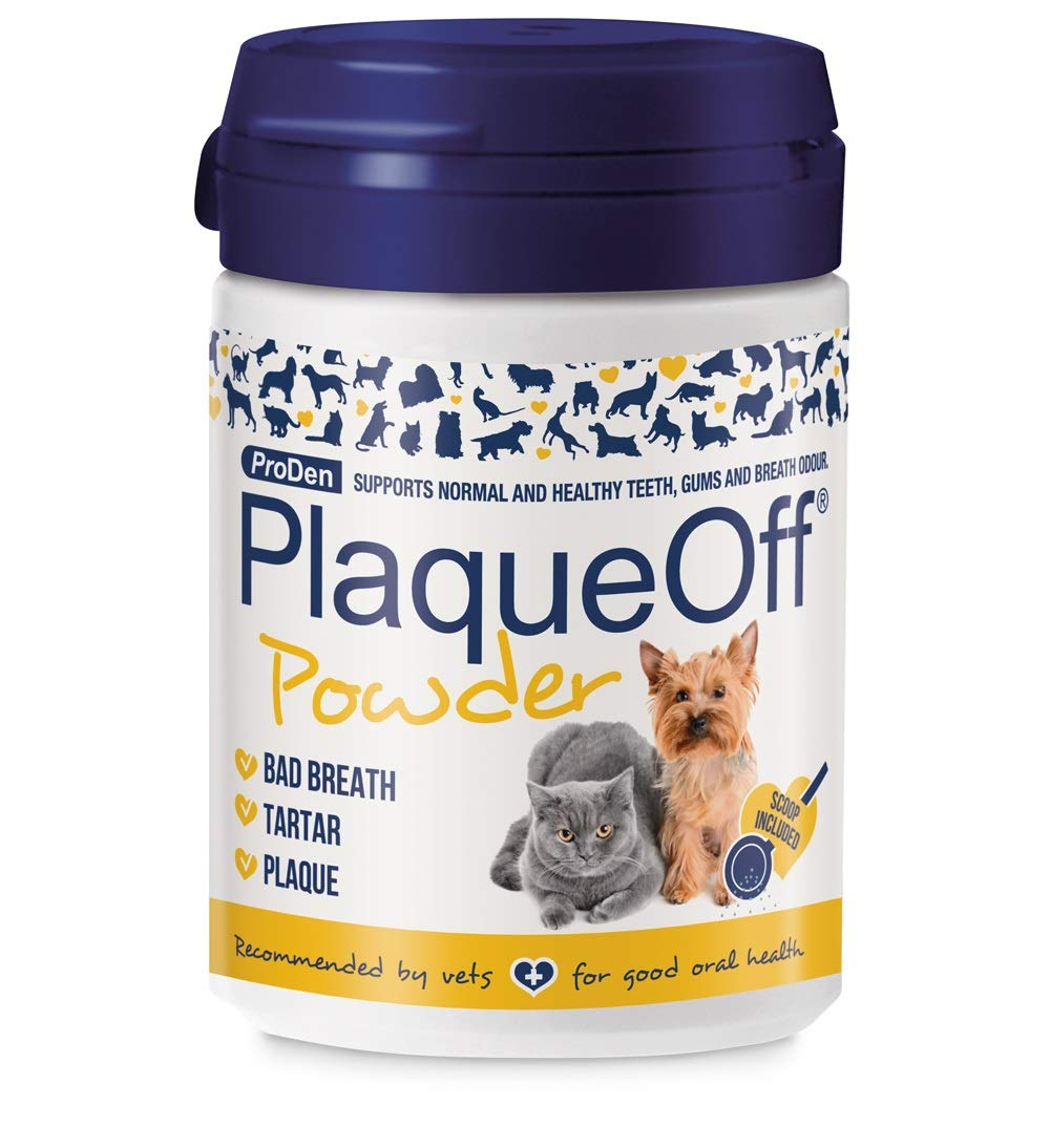 ProDen PlaqueOff for Dogs and Cats, 180 g