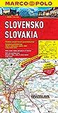 Slovakia Marco Polo Map (Marco Polo Maps (Multilingual))