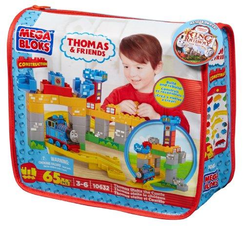 Mega Bloks Thomas & Friends 10632 Bolsa Thomas Visita