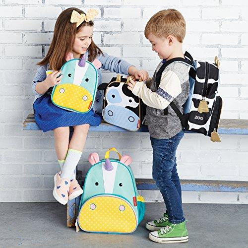 Skip Hop SKI-ZOO-LCH-GIRAF Kindergartentasche, Motiv Giraffe Einhorn
