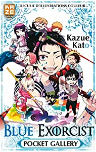 Blue Exorcist : pocket gallery Edition simple One-shot