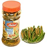 ANAND Home Made Rajasthani Chilli Pickle (300 g)