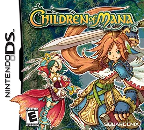 CHILDREN OF MANA NDS