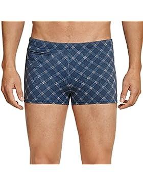 Schiesser Aqua Bade-Retro, Pantalones Cortos de Baño Premamá para Hombre