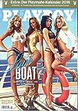 Playboy kalender 2016