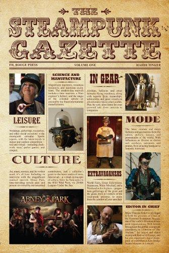 Steampunk Kostüm General - The Steampunk Gazette