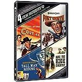 4 Film Favorites: Randolph Scott Westerns
