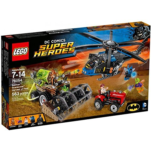 LEGO-76054-Super-Heroes-Batman-Scarecrow-Harvest-of-Fear-Construction-Set
