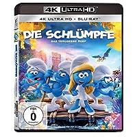 Die Schlümpfe - Das verlorene Dorf (4K-UHD BD-2) [Blu-ray]