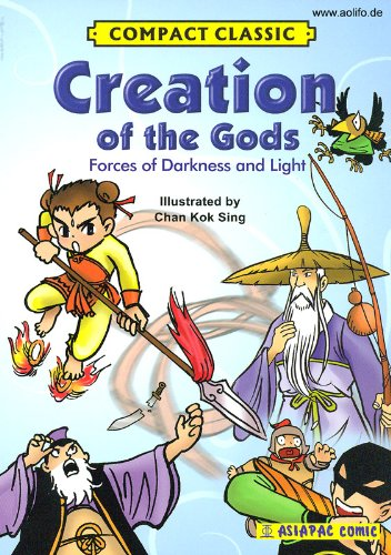 Compact Classic: Creation of the Gods - Forces of Darkness and Light (Asiapac Comic)