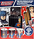 DC Justice League Chocolate Easter Egg / Color Magic Mug Modifica Gift Set