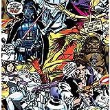 Graham & Brown PapierTapete Star Wars Cartoon Kollektion Kids at Home, 70-456