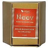 Neev Kesar Badam Soap For A Royal Glow -...