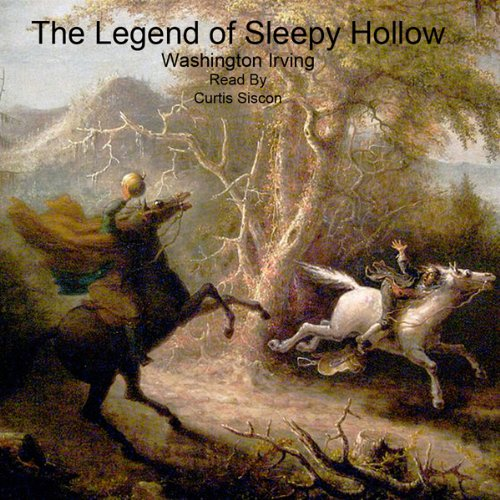 The Legend of Sleepy Hollow  Audiolibri