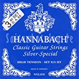 Hannabach 8157 HT Silver Special, 3-Bass Set
