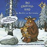 Das Grüffelokind: Sprecher: Ilona Schulz, 1 CD, Digipack, Laufzeit ca. 25 Min.