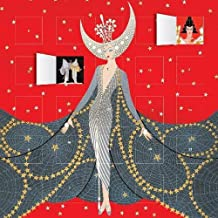 Erte Queen of the Night advent calendar