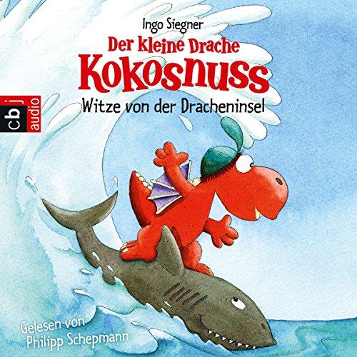 Buchseite und Rezensionen zu 'Der kleine Drache Kokosnuss: Witze von der Dracheninsel 1' von Ingo Siegner