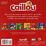 Caillou: My Bedtime Story Box: Boxed Set (Clubhouse)