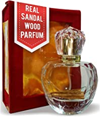 Real Sandalwood (With Sandalwood Inside) Long Lasting Natural Perfume Spray For Men & Women