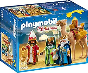 Playmobil 5589 - I 3 Re Magi