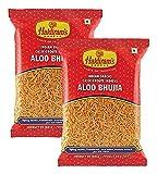 #7: Big Bazaar Combo - Haldiram's Nagpur Aloo Bhujia, 350g (Pack of 2) Promo Pack