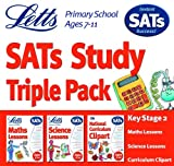 Letts Key Stage 2 SATs Study Triple Pack
