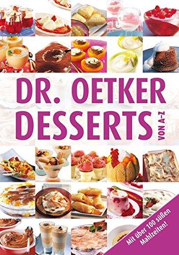 desserts-von-a-z-a-z-reihe