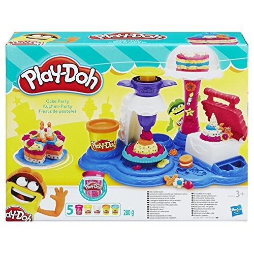 Play-Doh - B3399EU40 - Pâte à Modeler - Cake Party