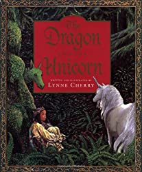 The Dragon and the Unicorn (Gulliver Green Book Series)