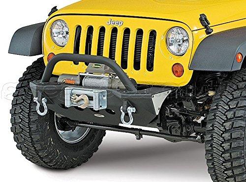 Jeep Wrangler JK 2/4porte (2007-2014) Bull Bar per paraurti anteriore Smittybilt M.O.D. XRC 4x 4Off Road greggson
