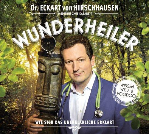 Buchseite und Rezensionen zu 'Wunderheiler' von Eckart von Hirschhausen