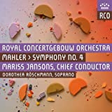 Mahler: Sinfonía Nº 4 / Röschmann, Jansons